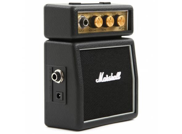 Combo a Transístor /Combos de Guitarra Eléctrica a Transístores Marshall MS-2