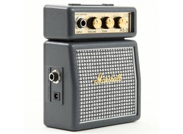 Combos de Guitarra Eléctrica a Transístores Marshall MS-2C