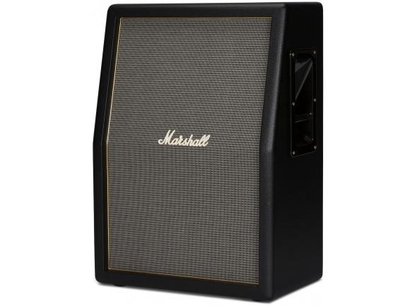 Colunas de guitarra 2x12 Marshall Origin 212 A Cabinet