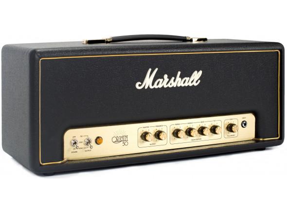 Cabeças de guitarra a válvulas Marshall Origin 50H Head B-Stock