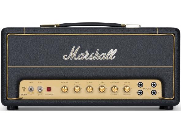 Cabeças de guitarra a válvulas Marshall Studio Vintage SV20H