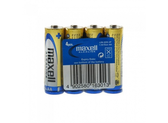 Pilhas Maxell LR6 AA
