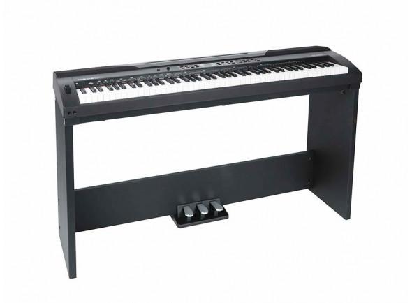 Pianos Digitais Portáteis  Medeli SP3000/BK Bundle