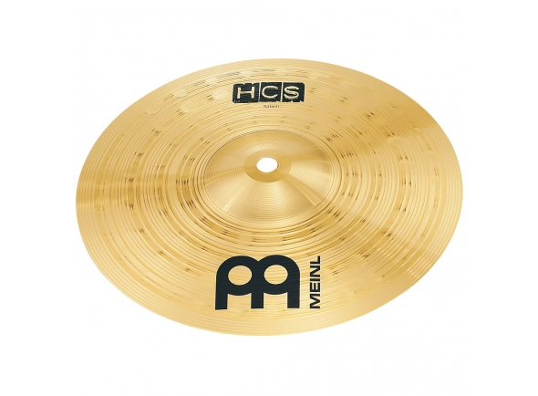 Pratos splash Meinl 12