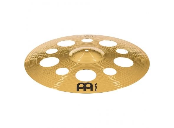 Pratos Crash Meinl 18