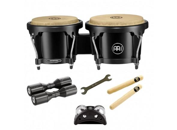 Kit de Instrumentos de Percussão/Kit de instrumentos Meinl  BPP-1