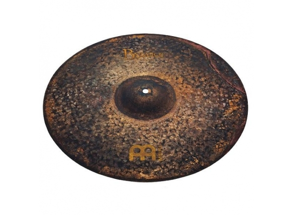 Pratos Ride Meinl Byzance Pure Light Ride 22
