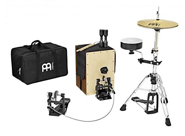 Kit de Instrumentos de Percussão/Percussão Meinl CAJ-DRUMSET SET BATERÍA/CAJON