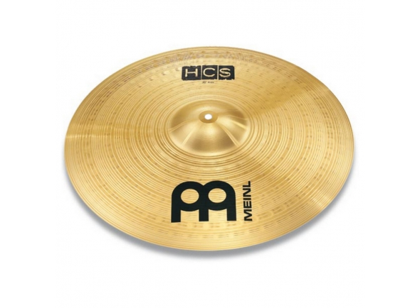 Pratos Ride Meinl HCS 20'' Ride