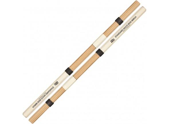 Baquetas para Bateria Rods/Baquetas bateria rods Meinl Meinl SB200 Multi-Rod Birch