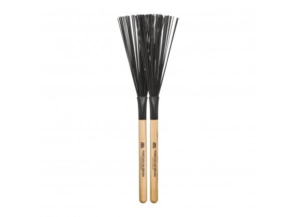 Vassouras para Percussão/Vassouras Meinl SB303 Fixed Nylon Brush