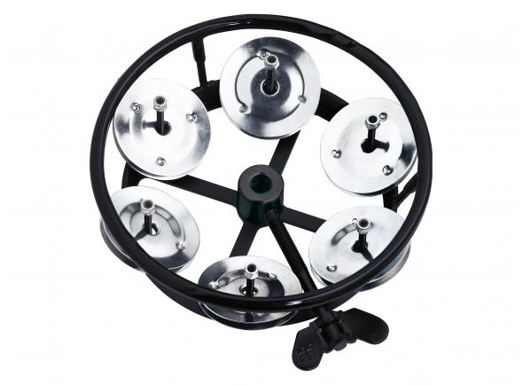 Hi-Hat Tamborim/Tamborim  Meinl THH1BK Hi-Hat Tambourine