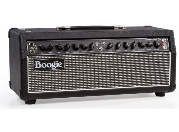 Cabeças de guitarra a válvulas Mesa Boogie Fillmore 50 Head