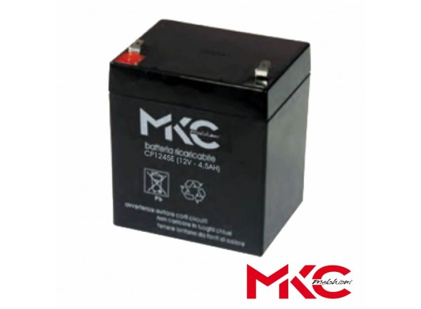 Diversos MKC Bateria Chumbo 12v 25a Winner