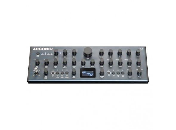 Sintetizadores e Samplers Modal Argon8M