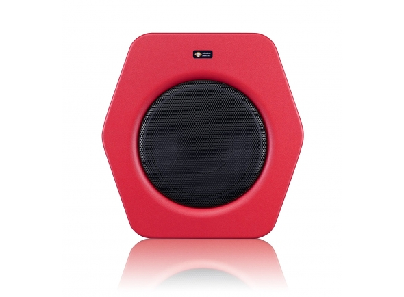Monitores de estúdio activos Monkey Banana Turbo 10s red