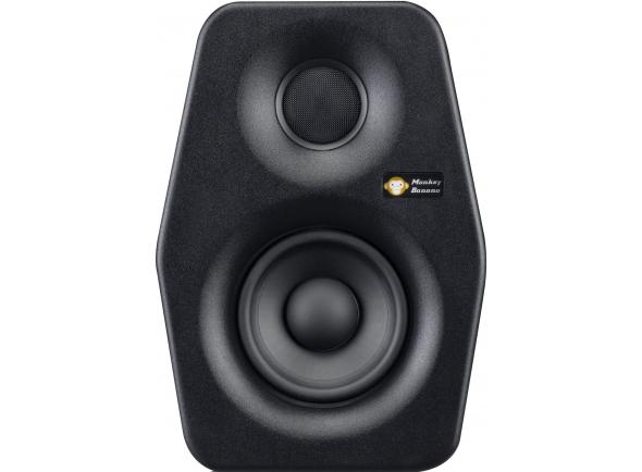 Monitores de estúdio activos Monkey Banana Turbo 4 black