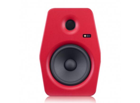 Monitores de estúdio activos Monkey Banana Turbo 4 red