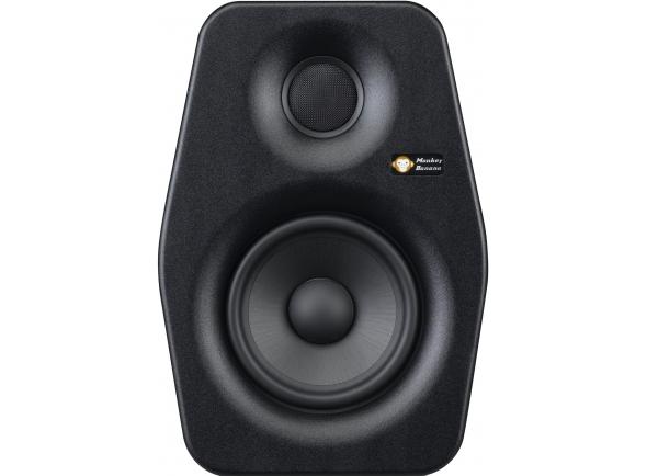 Monitores de estúdio activos Monkey Banana Turbo 5 black