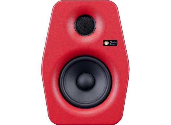Monitores de estúdio activos Monkey Banana Turbo 5 red