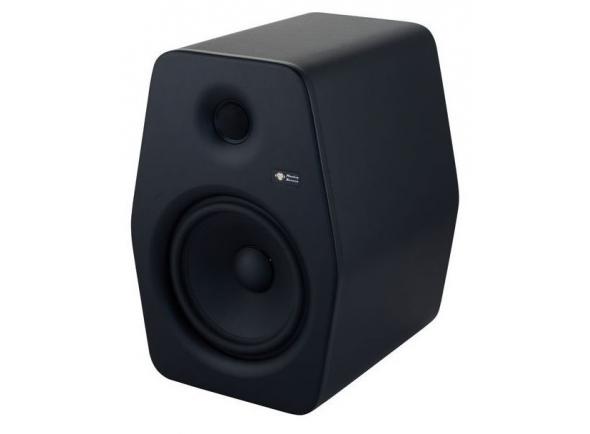 Monitores de estúdio activos Monkey Banana Turbo 8 black