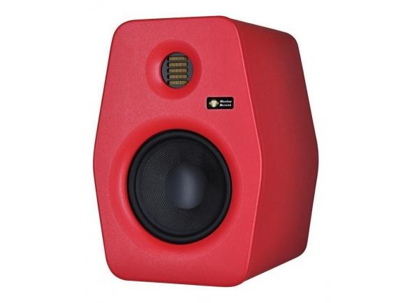 Monitores de estúdio activos Monkey Banana Turbo 8 red
