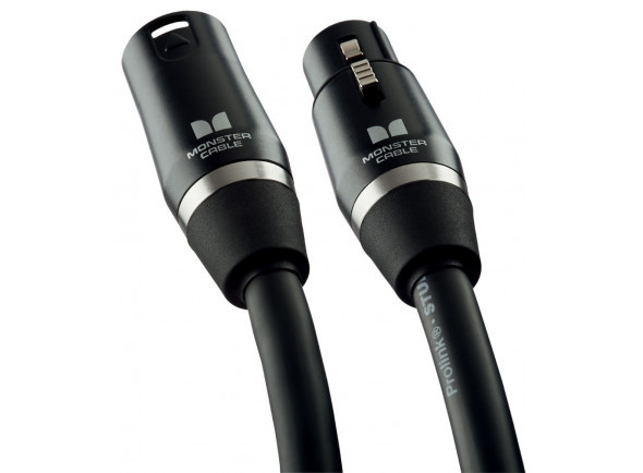 Cabos Monster Cabo para Microfone/Cabos XLR / Microfone Monster   SP2000-M-10 WW 6m
