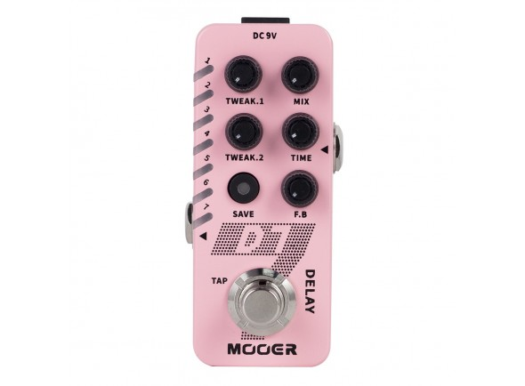 Delays / Echos Mooer D7 Delay / Looper