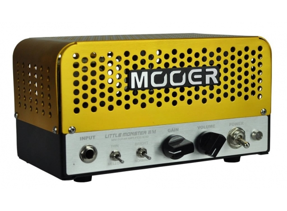 Cabeças de guitarra a válvulas/Cabeças para guitarra  Mooer Little Monster BM