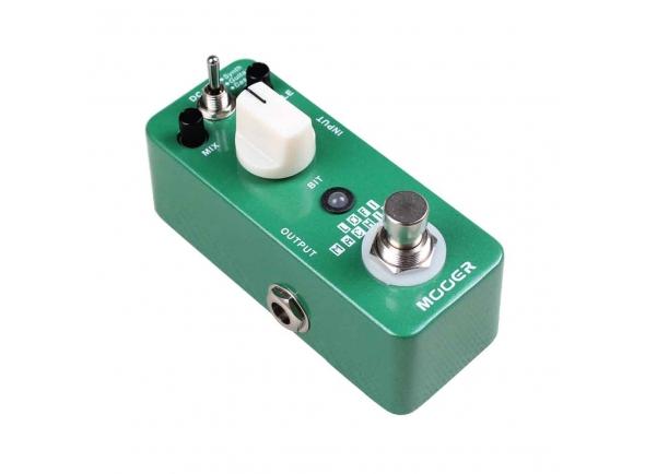 Outros efeitos para guitarra elétrica Mooer Lofi Machine