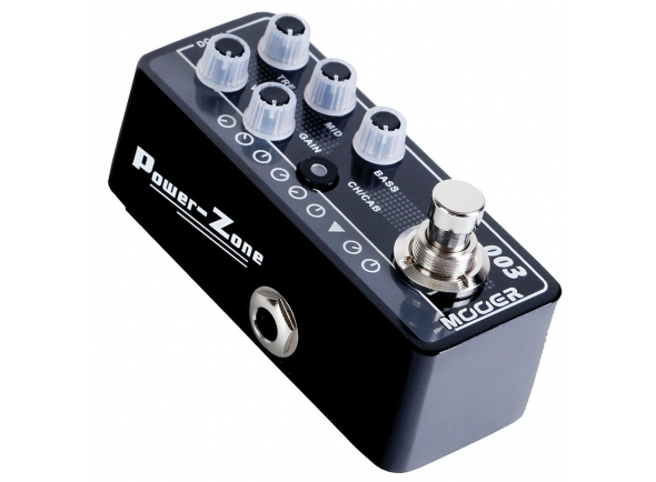 Preamps de guitarra Mooer Micro PreAMP 003 Power-Zone