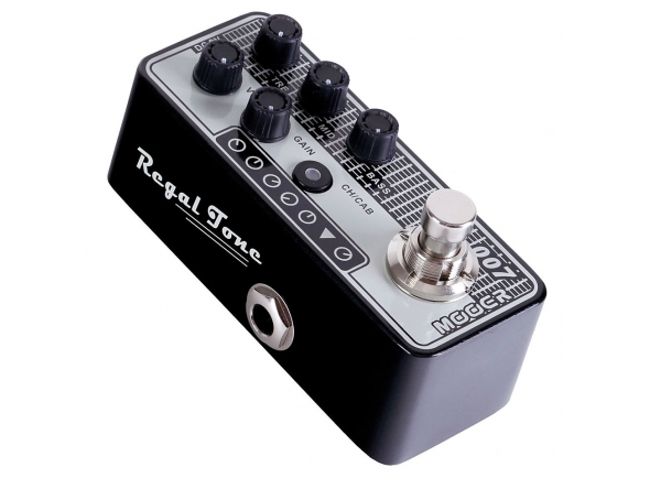 Preamps de guitarra Mooer Micro PreAMP 007 Regal Tone