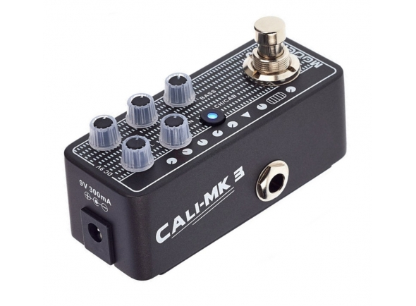 Preamps de guitarra Mooer Micro PreAMP 008 Cali-MK 3