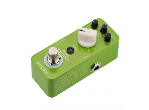 Chorus/ Flanger/ Phaser Mooer Mod Factory MKII