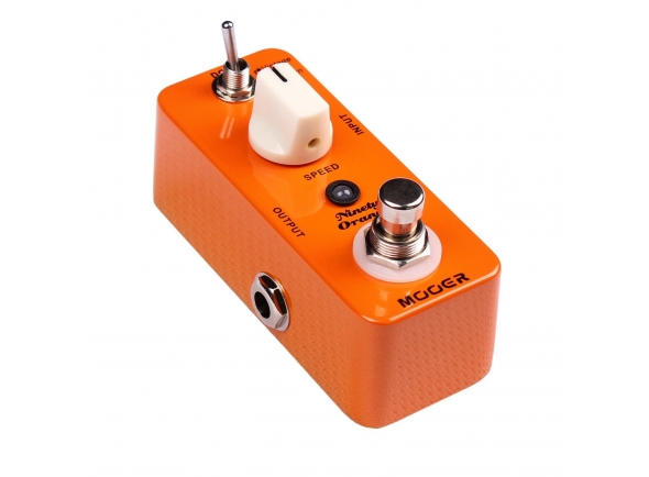 Chorus/ Flanger/ Phaser Mooer Ninety Orange
