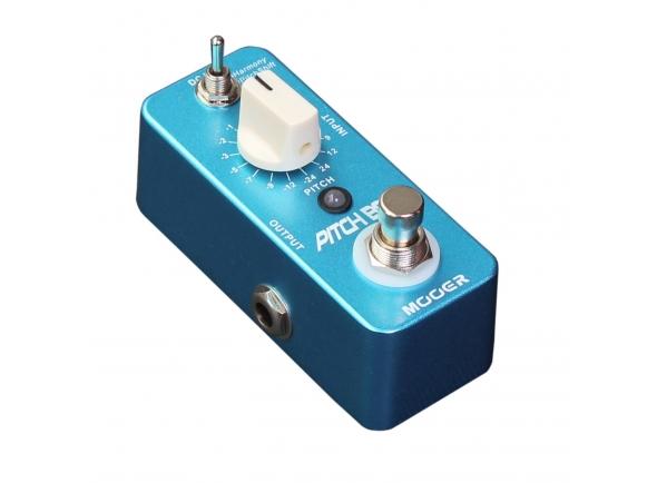 Outros efeitos para guitarra elétrica Mooer Pitch Box