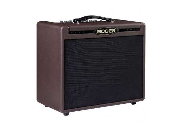 Amplificador para guitarra acústica/Amplificadores de Guitarra Acústica Mooer  SD50A Acoustic Guitar Combo