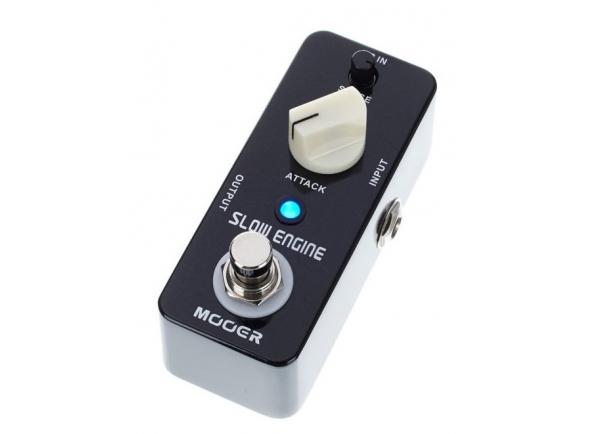 Outros efeitos para guitarra elétrica Mooer Slow Engine