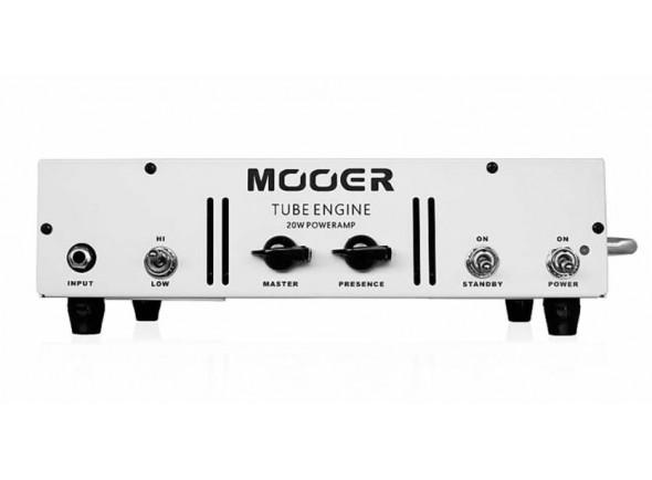 Amplificador de Potência/Amplificador de potência Mooer  Tube Engine