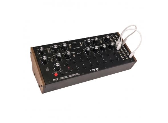 Sintetizadores e Samplers Moog DFAM