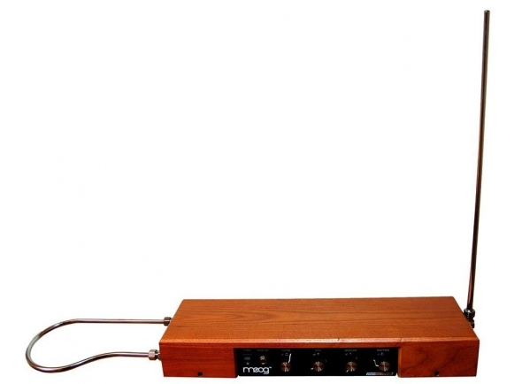 Sintetizadores e Samplers Moog Etherwave Theremin Ash