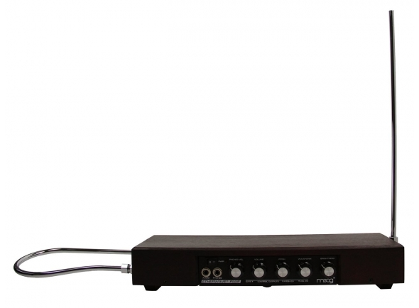 Sintetizadores Moog Etherwave Theremin Black Plus