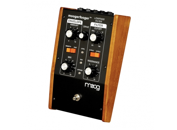 Sintetizadores e Samplers Moog MF-101
