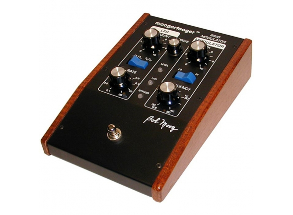 Sintetizadores e Samplers Moog MF-102