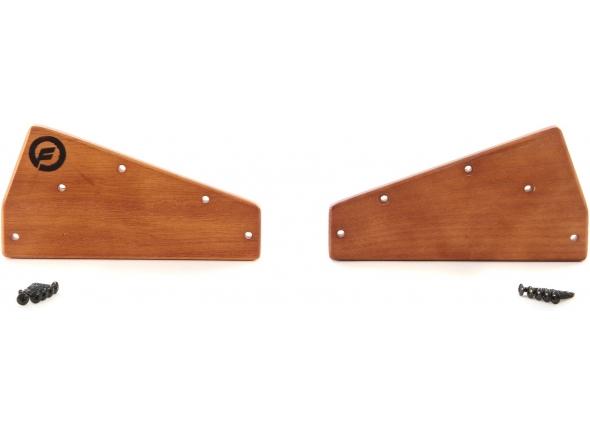 Sintetizadores e Samplers Moog Minitaur Wood Kit