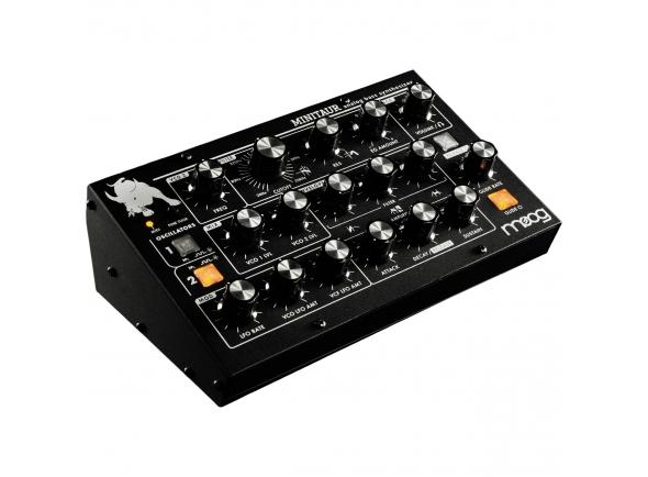 Sintetizadores e Samplers Moog Minitaur