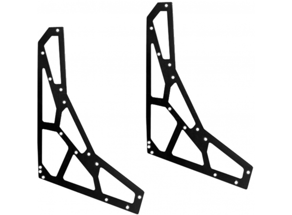 Peças para racks e cases Moog Mother Three-Tier Rack Stand