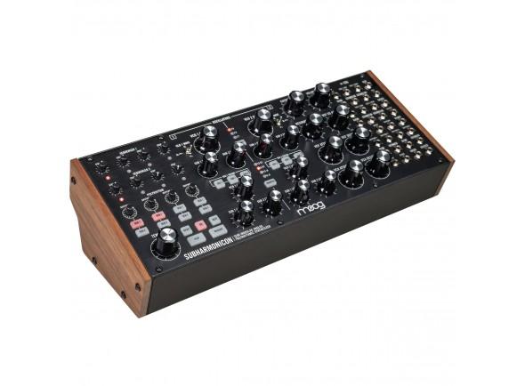 Módulos de som Moog Subharmonicon