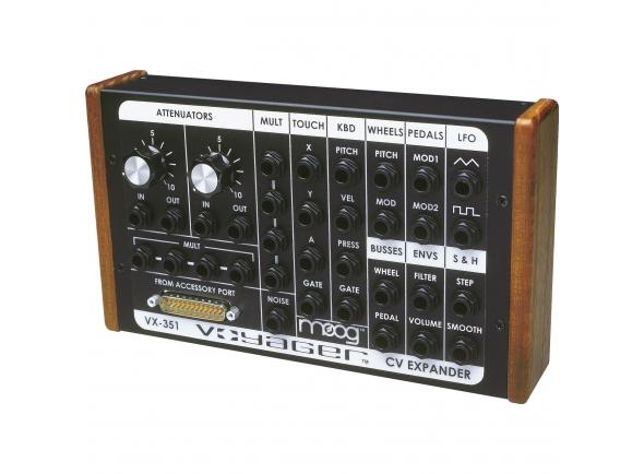 Sintetizadores e Samplers Moog VX-351