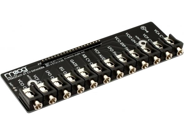 Sintetizadores e Samplers Moog Werkstatt-01 CV/Gate Expander